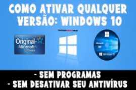 Windows 10 Ativador Digital 1.3.9 Outubro 2020 (Ativador Permane