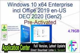 Windows 10 X86 10in1 2004 OEM en-US SEP 2020 {Gen2}