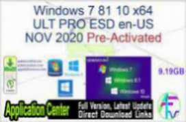 Windows 10 X64 Pro for Workstations en-US DEC 2020 {Gen2}